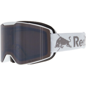 Red Bull SPECT Rail Goggles, white-silver snow